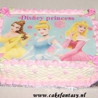 Edible Print Prinses