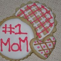 Mother's Day Cookies Just a few cookies done for Mother's Day!