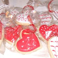 Valentine's Day Cookies   Valentine's Day Cookies