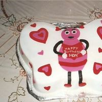 Pe8W44Pp.jpg I DID THIS CAKE FOR MY MOTHER'S B-DAY THIS YEAR...SHE THOUGHT IT WAS SO CUTE=)