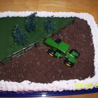 John Deere Birthday Cake My brother asked me to make a John Deere cake for his 30th birthday, and this is what I was able to come up with. I needed to make really...
