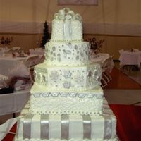 Wedding Cakes- The Trilogy- The Cake From He--