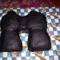 Binoculars Cake I used the Durable Cake for 3D and Wedding Cakes recipe from this site (doubled) baked in two loaf pans and carved into shape. This cake...