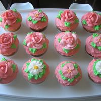 Cupcakes For Mother's Day