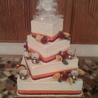 "Crystal's Cake The picture quality isn't great, but after all of the work and headaches...I'm happy with the way it came out. 16"", 12&quot..."