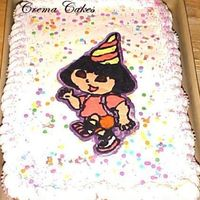 Dora Ccc   CCC for a 2year old birthday party!