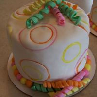15Th Birthday Cake This cake was inspired by another 3 tiered cake on this site. Though mine didn't turn out as nice as the one on this site, I thought...