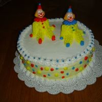 Clown Cake Cake of a Clown