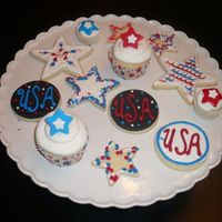4Th Of July NFSC w/ RI, WASC cuppies