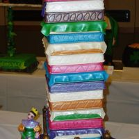 Princess And The Pea My princess and the pea cake. This won 1st place intermediate, peoples choice and Best of show at the AZ cake Show