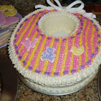 Baby Bib Baby shower Idea from Collette Peters Book