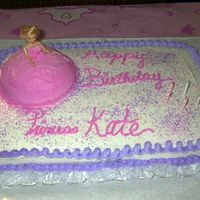 Doll Cake Gone Bad This was a lesson well learned, do not attempt something the day before the party. I had never done a doll cake and could barely get the...