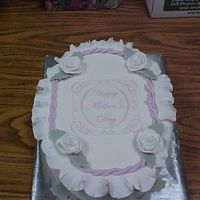 2006 Mother's Day Cake