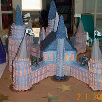 Dcp01736.jpg This is Hogwarts for my 2 boys' Harry Potter Bday party! I HATED this cake!!!! But everyone else loved it. I still have people who...