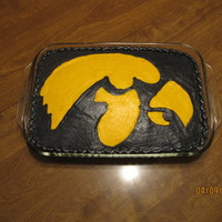 Iowa Hawkeye Made for a co-worker that is from Iowa.