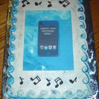 Ipod Boy Birthday