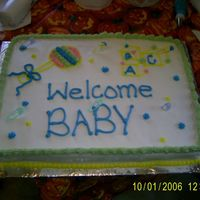 Baby Shower For A Friend