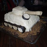 Tiger/ Bradley Tank it was was supposed to be a bradley,but I have found out, that it actually looks more like a german tiger tank. lol any way it is my first...
