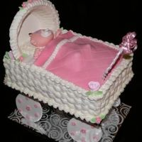 3-D Baby Carriage