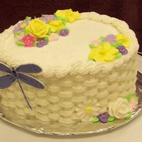 Course Ii Final Cake   I was pretty happy with how this turned out. Alot better than I thought it would :)