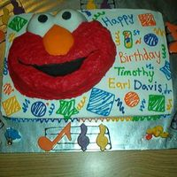 Musical Elmo My nephews first birthday