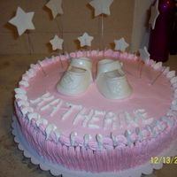 100_0732.jpg This is a 3Milk Cake with fresh strawberries. Shoes and starts are fondant.