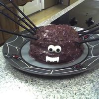 It's A Cutesy Spider This is a traditional cake made every Halloween, Back when my mother made it, the predecessor won the cake walk in 1981 and was the talk...