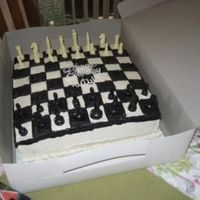 Chess!   this is my first cake order.