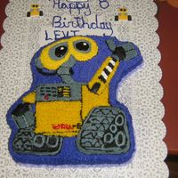 8Th Birthday I made this cake for one of my twin Grandson's birthday.