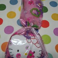Hello Kitty Cookie In A Bag