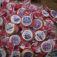 Cookies With Mmf And Edible Images