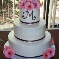 100_2159.jpg   All buttercream with chocolate monogram.
