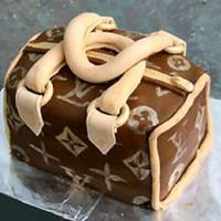 Purse Cake Made it for my friends birthday - she loved it. Thanks to everyone elses' purse cakes - they helped me take the chance and try this.