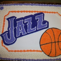 Basketball Party Jazz
