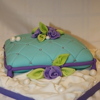 Pillow Cake A special cake for any special person!