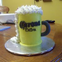Corona Mug Idea from this site...Thanks CC....