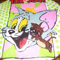 Tom & Jerry tom and jerry