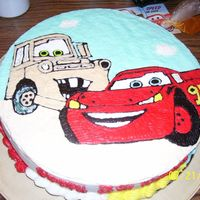 Cars-The Movie lightning mcqueen