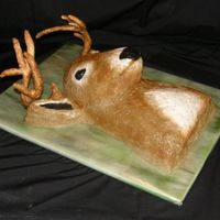 Another Deer For The Cc Herd  I used a 9x13, Wilton Course 2 oval and a 4x2 round stacked for this one. Thank you all so much for sharing the instructions and answering...