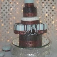 Nikki This cake was a challenge -- thanks to jdogga for the color scheme and kakekrafts for the design. I told my daughter to pick out a cake &...