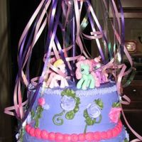 Cake.jpg   Cake made for my youngest daughters horse bday. She loved it.