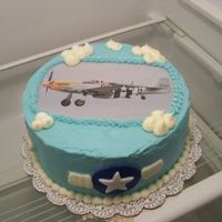 Happy Birthday This was for a guy who liked vintage planes