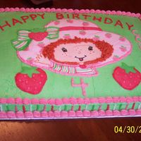 Strawberry Shortcake Strawberry Shortcake . This is my 1st actual FBCT. A lot of fun to do!!!