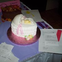 Contest Cake Pic I entered this cake in a local cake contest. I won 2nd place in the beginners catagory. I was so excited! Thanks for looking!