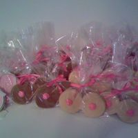 Boobie Cookies   For Breast Cancer Awareness Fund Raiser
