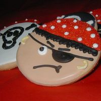 *aarg!* Pirate Cookies