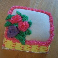 66467433-M.jpg   Orange cake with almond buttercream icing, royal roses