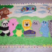 Webkinz Birthday Cake My niece wanted a Webkinz cake for her birthday. I decided to do the Log in page of fthe website. She loved it. This was a fun cake to do....