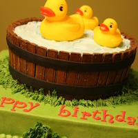 Rubber Ducky Birthday