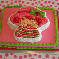 Strawberry Shortcake 3-D